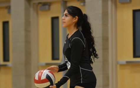 Girls volleyball falls to Mojave, in tie for playoff spot