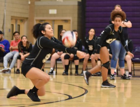 Volleyball's playoff chances dwindling