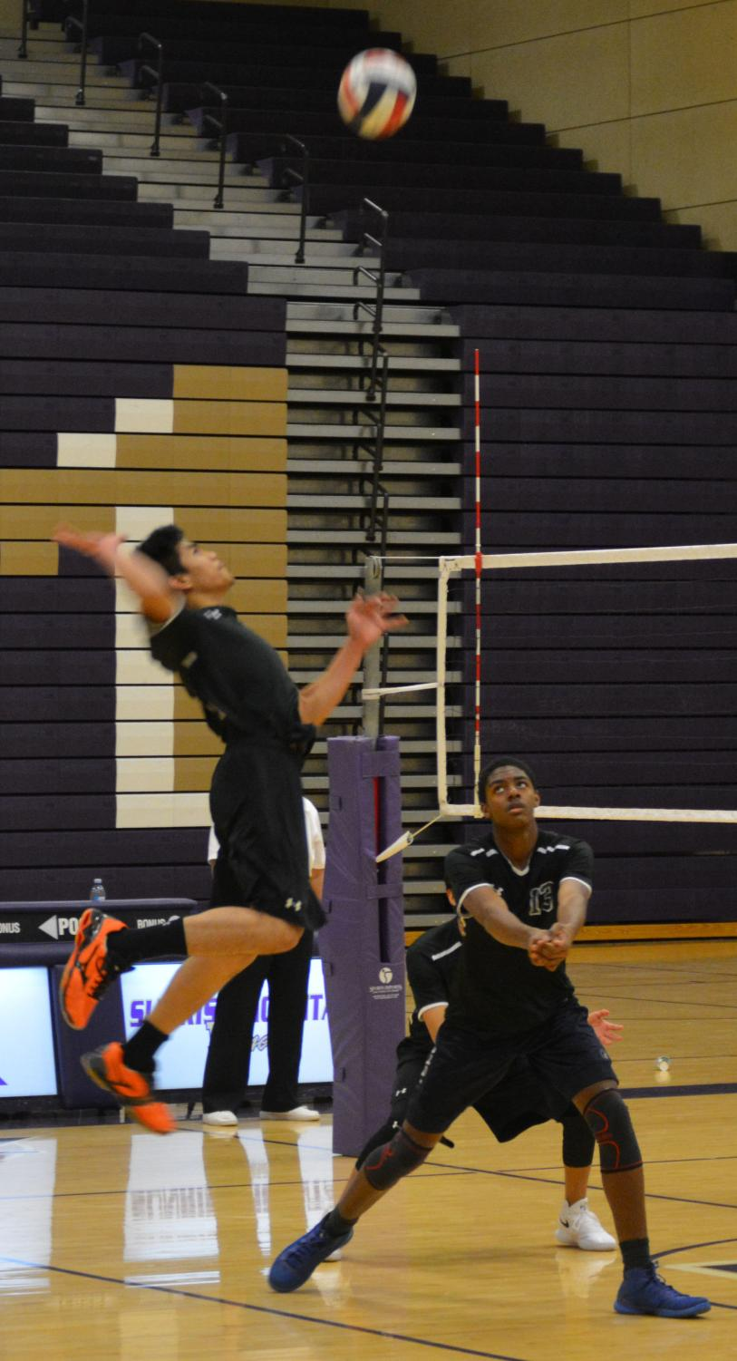 Miners Volleyball takes defeat