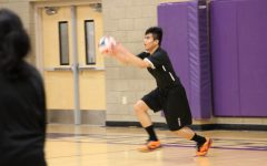 Volleyball loses to Mojave