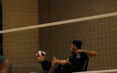Volleyball takes historical loss