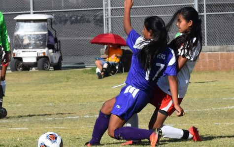 Miners Girls Soccer Tops Moapa Valley Once Again