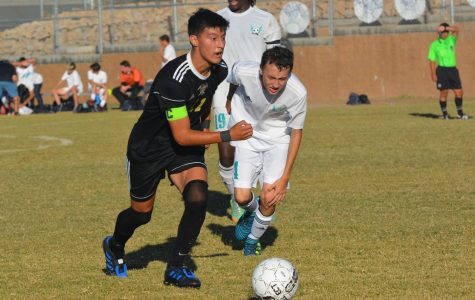 Boys Soccer Gets All its Goals From Seniors On Senior Night In Win