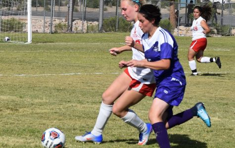 Girls Soccer Suffers First Conference Loss