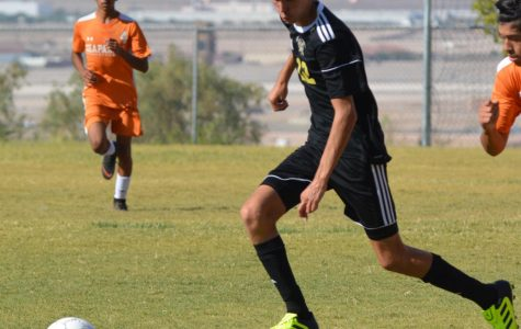 Boys Soccer Defeat Chaparral To Avenge Earlier Tie