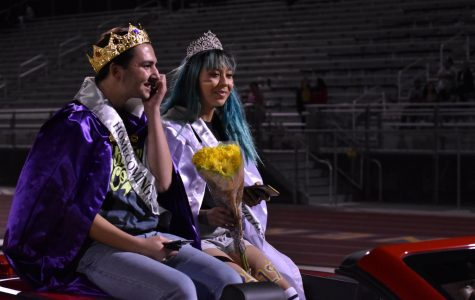 Forsythe, Escobedo Crowned Homecoming King, Queen