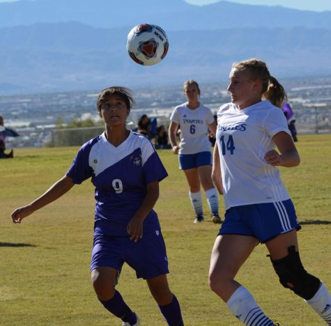 Boys Soccer Rout Pahrump In Region Quarterfinals