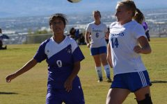 Girls Soccer Routs Sky Pointe, 8-0