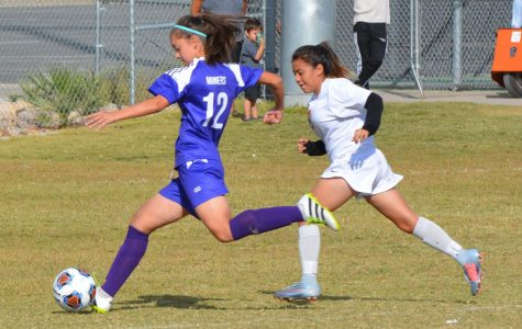 Girls Soccer Falls To Virgin Valley In Battle For First Place