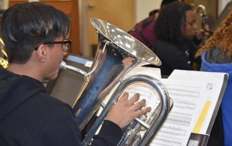 Three Band Members To Audition For CCSD Honor Band
