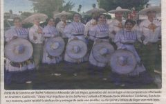 Folklorico Places Third In Adult Competition In California