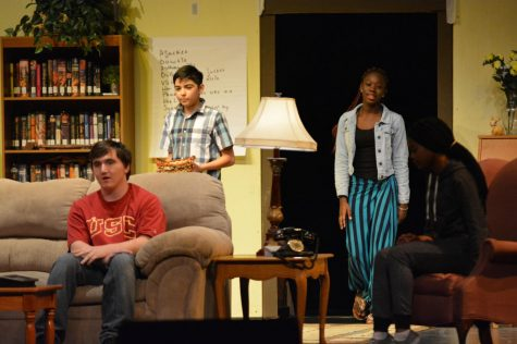 Theater's First Play Of School Year Is A Big Success