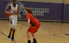 Girls Basketball Falls To Bonanza By One Point