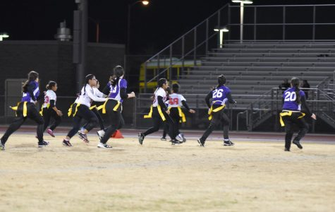 Flag Football Collects Big Win Against Mojave 25-7