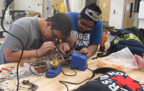 Elective Of The Week: Robotics