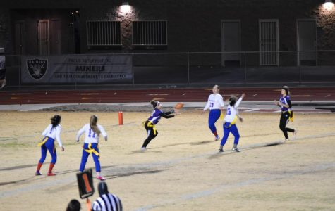 Flag Football Gets Demolished By Virgin Valley