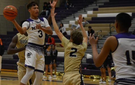 Boys Basketball Falls In Overtime With Virgin Valley