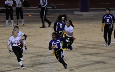 Flag Football Ends Season With Heart Breaking Loss