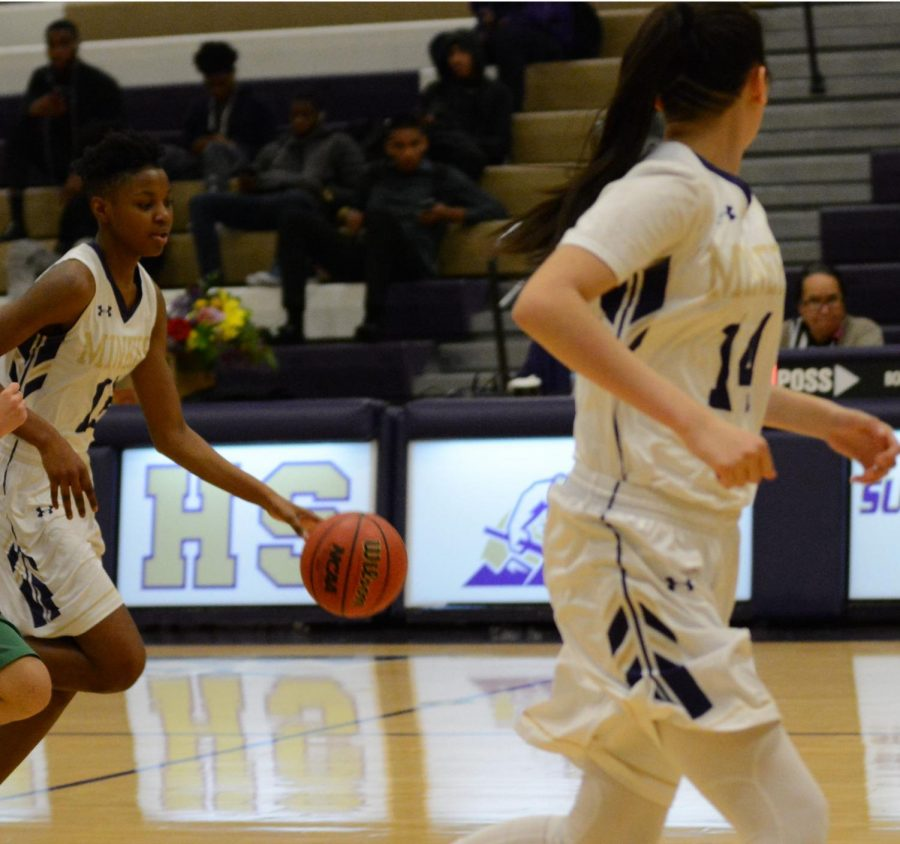 Tough Loss Handed To Girls Basketball By Playoffs