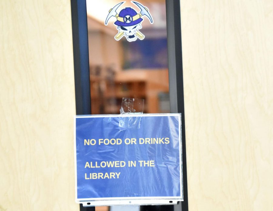 Library Now A Food And Drink Free Zone Due To Messy Students