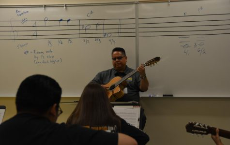 Dr. Herrera's New Recording Project Promotes Musical Growth