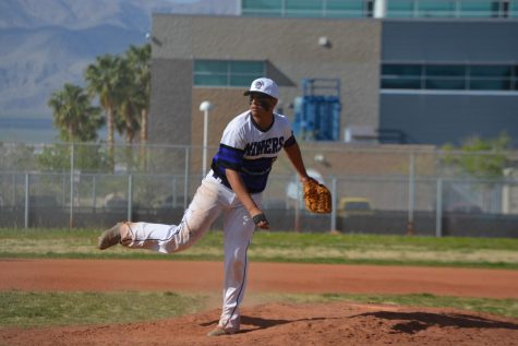Baseball Team Loses Lead To Desert Pines, Then Game
