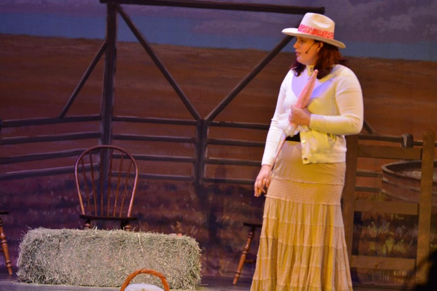Final Performance Of Spring Play is Tonight!