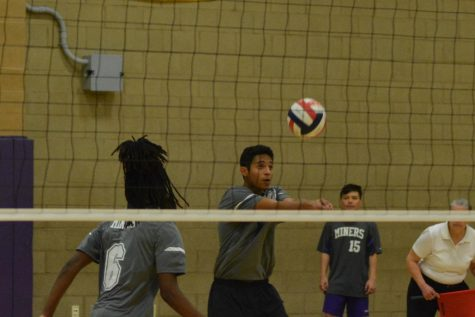 Sunrise's Boys Volleyball Team Took A Difficult Win Against Del Sol