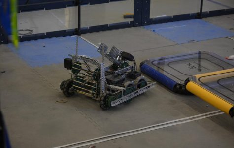 Robotics Competition Proved To Be Fun And Challenging