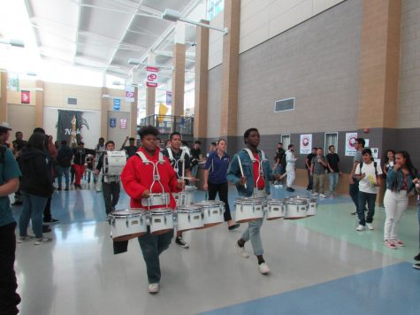 Homecoming Week Photos: Red, White, Blue Day