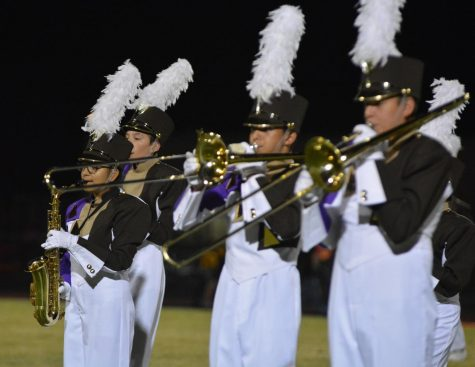 Band Stands Out At Homecoming Game, Carnival