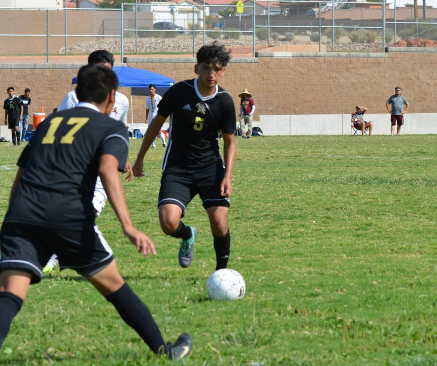 Boys Soccer Starts League Play With A Pair Of Victories