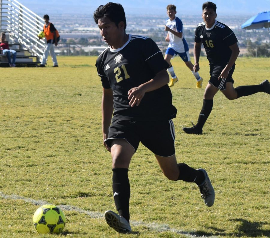 Boys Soccer Picks Up Another Two Victories