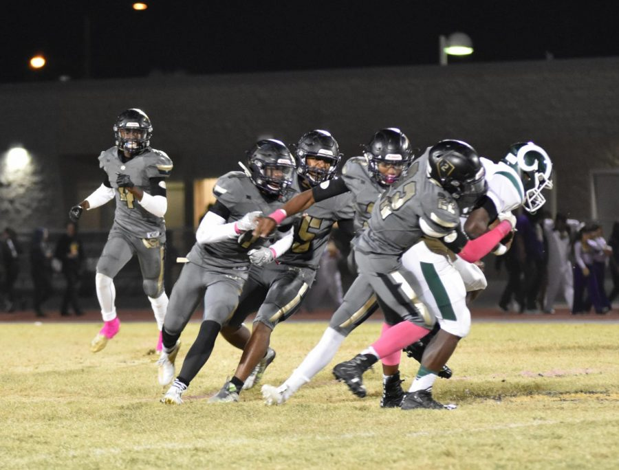Football Team Captures Comeback Victory Over Rancho
