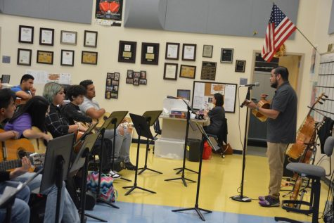 Music Program To Receive $40,000 Grant To Buy New Instruments