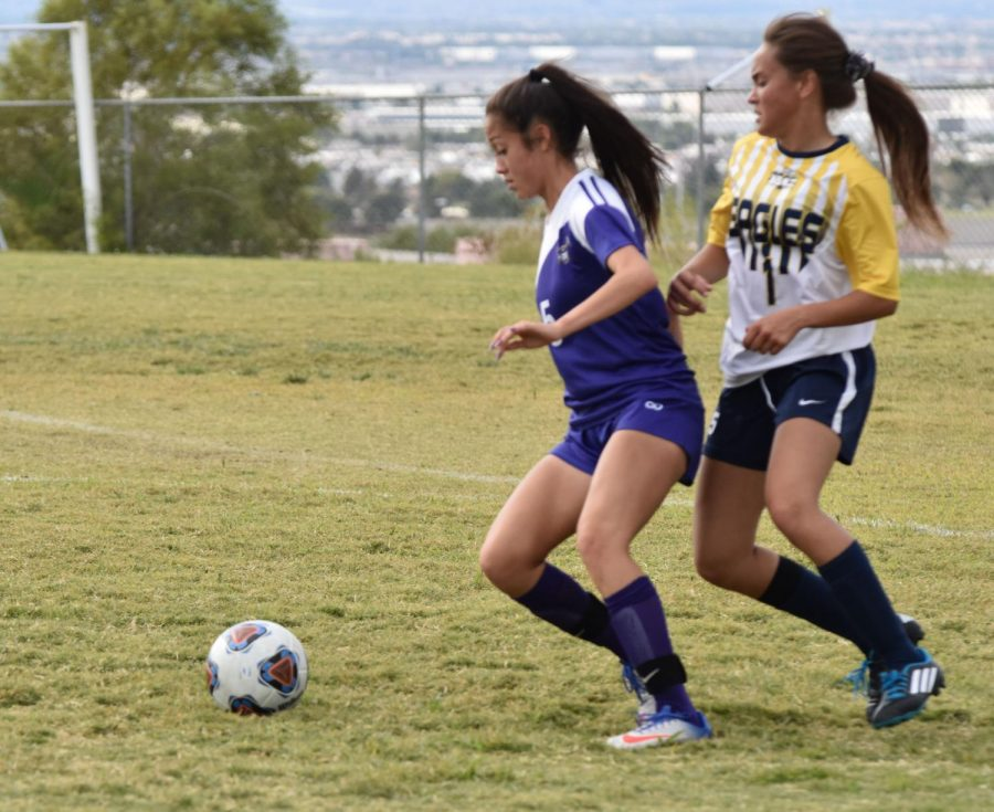 Girls Soccer Gearing Up For Regionals