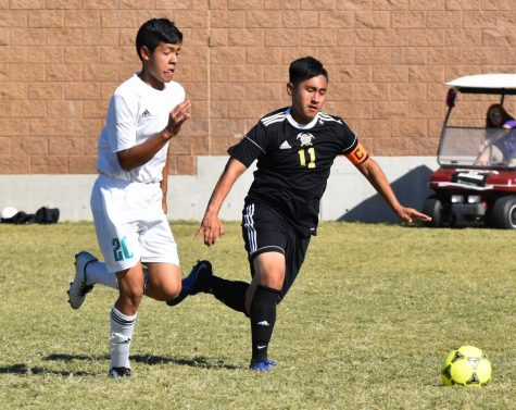Sunrise Men's Soccer Ready For Big Matchup With Chaparral