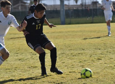 Boys Soccer Pulls Off Big Victory Over Chaparral