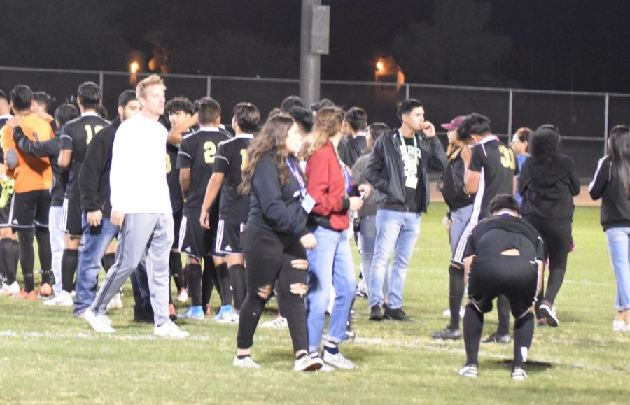 Sunrise Boys Soccer Falls To Equipo Academy In Regionals