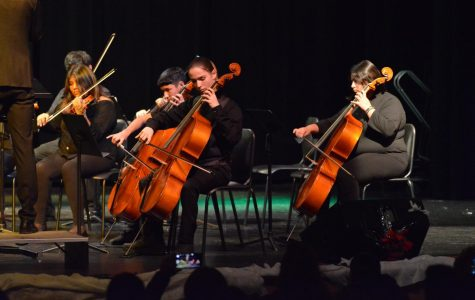 Winter Orchestra Concert Proves To Be A Success
