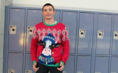 Winter Week Photos: Ugly Holiday Sweater Day