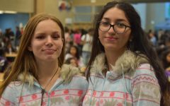 Winter Week Photos: Wear Your Pajamas Day