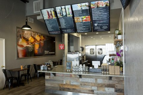 Zero Degrees Offers A Variety Of Foods, Drinks