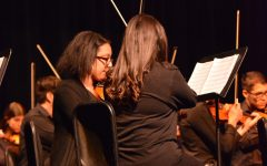 Sunrise's Chamber Orchestra Went To CCSD Orchestra Festival