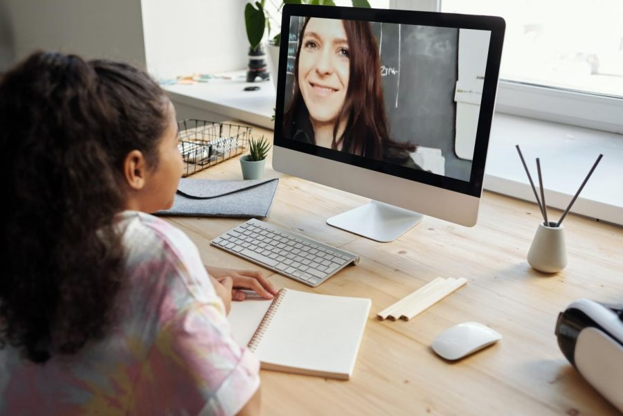 Students More Focused For Second Semester Of Virtual Learning