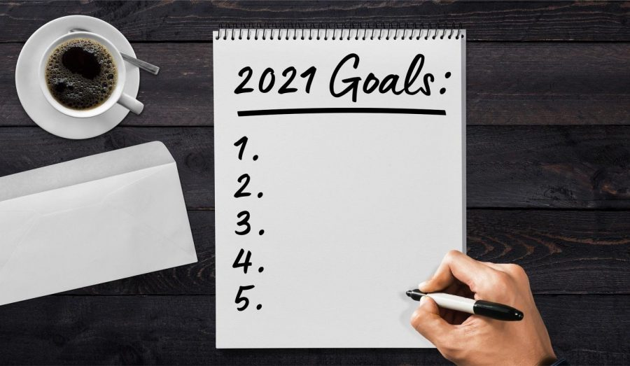 Has Pandemic Changed People's New Year's Resolutions?